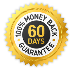100 money back guarantee 60 days