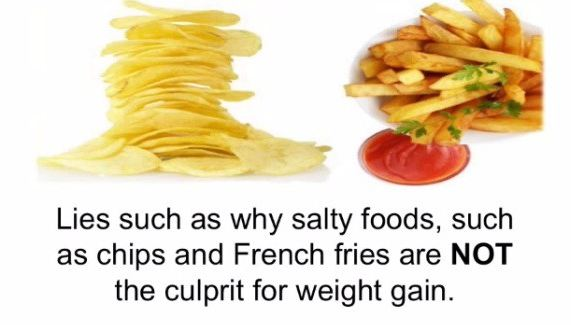 Fat Diminisher System Foods