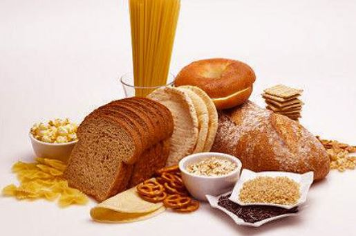 high calories and carbs foods